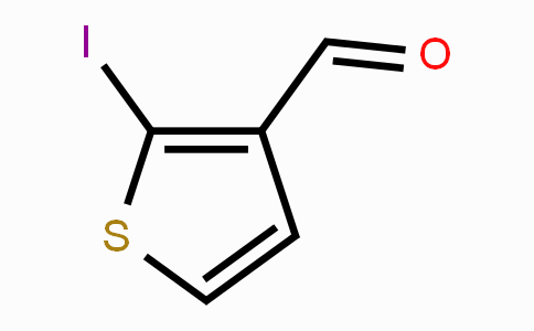 18812-40-3 | 2-iodothiophene-3-carbaldehyde