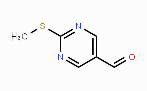 90905-31-0 | 2-Methylsulfanyl-Pyrimidine-5-Carbaldehyde