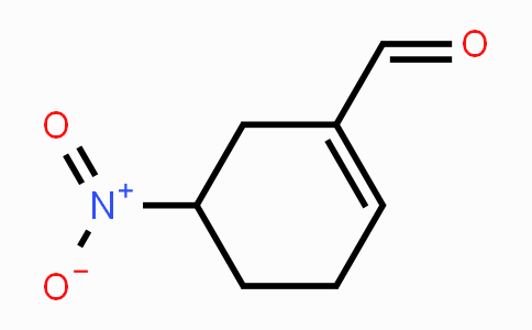 900186-75-6 | 5-Nitro-1-cyclohexene-1-carboxaldehyde