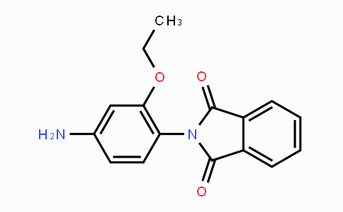 106981-52-6 | 2-(4-amino-2-ethoxyphenyl)isoindole-1,3-dione