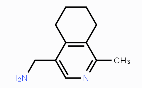 1365939-72-5 | 4-(aminomethyl)-1-methyl-5,6,7,8-tetrahydroisoquinolin-