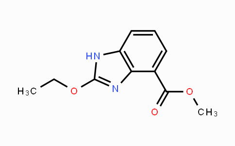 150058-27-8 | Methyl 2-ethoxybenzimidazole-7-carboxylate