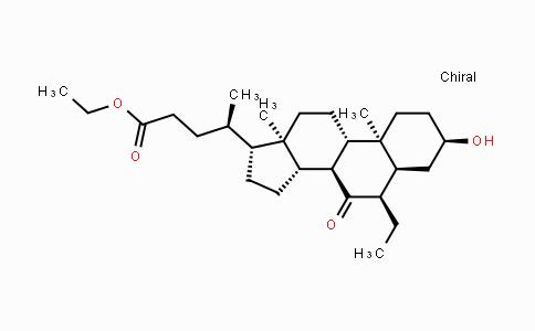 459789-97-0 | (3α,5β,6α)-6-ethyl-3-hydroxy-7-oxo-cholan-24-oicacid ethylester
