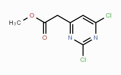 1048389-52-1 | (2,6-Dichloro-pyrimidin-4-yl)-acetic acid methyl ester