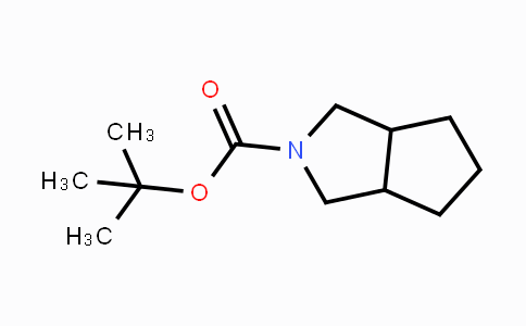 926276-08-6 | (3R*, 6S*)-hexahydrocyclopenta[c]pyrrole-2(1H)-carboxylic acid tert-butyl ester