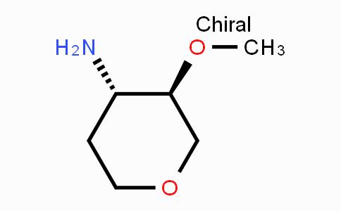 1421066-70-7 | (3R,4S)-4-Amino-3-(methoxy)tetrahydropyran