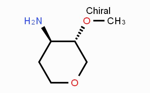 1523530-32-6 | (3S,4R)-4-Amino-3-(methoxy)tetrahydropyran