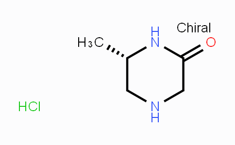 1523530-47-3 | (6S)-6-Methyl-2-piperazinone hydrochloride