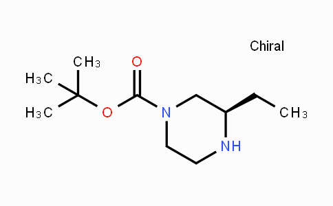 438050-08-9 | (R)-1-Boc-3-ethyl-piperazine