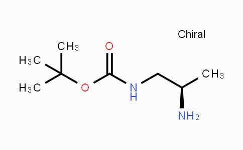 MC444047 | 333743-54-7 | (R)-tert-Butyl 2-aminopropylcarbamate