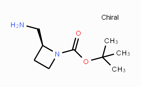 1007873-90-6 | (S)-2-Aminomethyl-1-Boc-azetidine