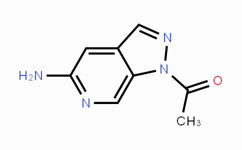 1049672-80-1 | 1-(5-Amino-1H-pyrazolo[3,4-c]pyridin-1-yl)-ethanone