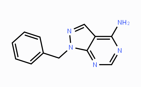 5444-61-1 | 1-Benzyl-1H-pyrazolo[3,4-d]pyrimidin-4-amine