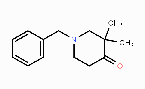 173186-91-9 | 1-Benzyl-3,3-dimethylpiperidin-4-one