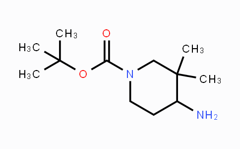 MC444100   473838-65-2   1-Boc-4-amino-3,3-dimethylpiperidine
