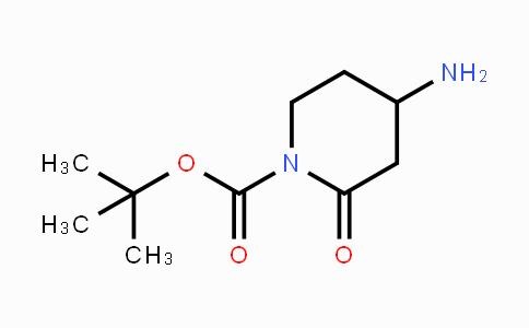 1820735-52-1 | 1-Boc-4-aminopiperidin-2-one