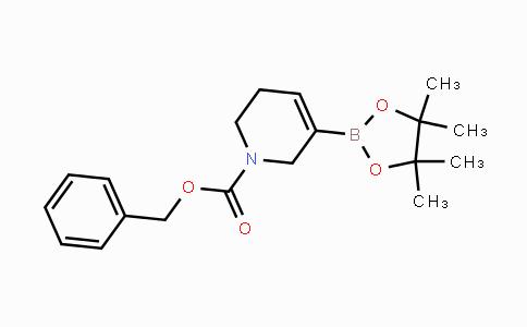 1643573-74-3 | 1-Cbz-5,6-dihydro-2H-pyridine-3-boronic acid pinacol ester