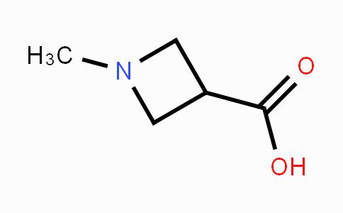 DY444119 | 875629-26-8 | 1-Methyl-3-azetidinecarboxylic acid