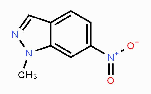 6850-23-3 | 1-Methyl-6-nitro-1H-indazole