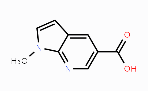 934568-20-4 | 1-Methyl-7-azaindole-5-carboxylic acid