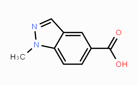 1176754-31-6 | 1-Methyl-indazole-5-carboxylic acid
