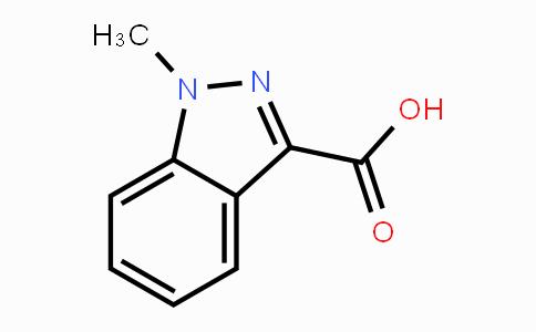 50890-83-0 | 1-Methylindazole-3-carboxylic acid
