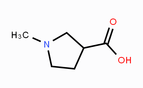 MC444131 | 412281-11-9 | 1-Methylpyrrolidine-3-carboxylic acid