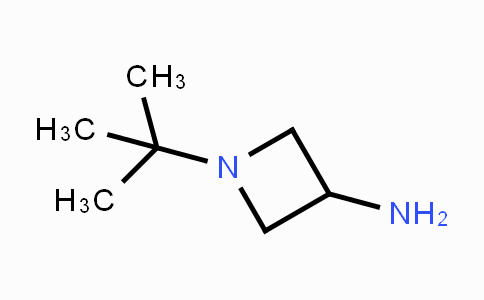 DY444136 | 18713-70-7 | 1-tert-Butyl-3-aminoazetidine