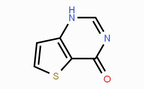 16234-10-9   1H,4H-Thieno[3,2-d]pyrimidin-4-one