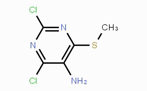 1630906-59-0 | 2,4-Dichloro-6-(methylthio)pyrimidin-5-amine