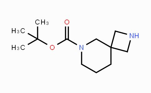 885272-17-3   2,6-Diazaspiro[3.5]nonane-6-carboxylic acid tert-butyl ester