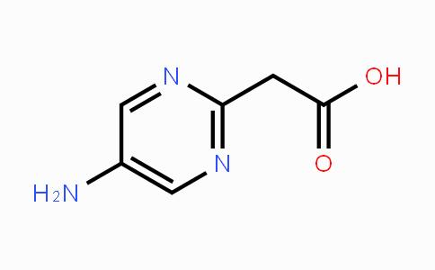 933686-69-2 | 2-(5-Aminopyrimidin-2-yl)acetic acid