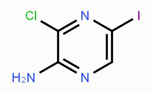 1252597-70-8 | 2-Amino-3-chloro-5-iodopyrazine