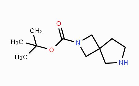 885270-84-8 | 2-Boc-2,6-diazaspiro[3.4]octane
