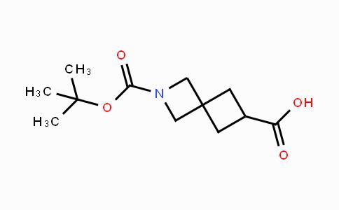 1211526-53-2 | 2-Boc-2-aza-spiro[3.3]heptane-6-carboxylic acid