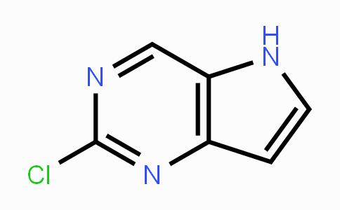 1119280-66-8 | 2-Chloro-5H-pyrrolo[3,2-d]pyrimidine