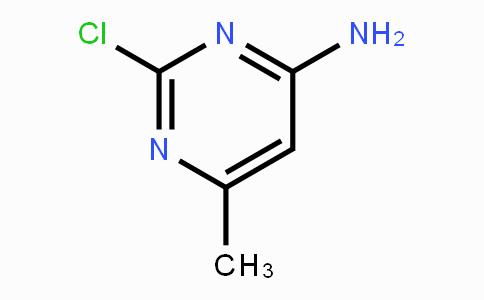 14394-60-6 | 2-Chloro-6-methyl-pyrimidin-4-ylamine