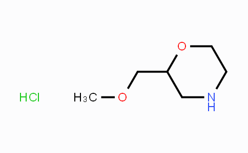 144053-99-6 | 2-Methoxymethyl-morpholine Hydrochloride