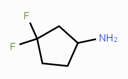 939525-61-8 | 3,3-Difluorocyclopentanamine