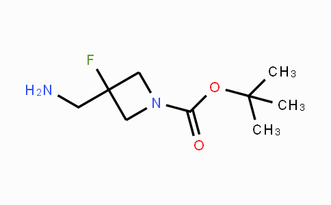 1083181-23-0 | 3-(Aminomethyl)-3-fluoro-1-Boc-azetidine