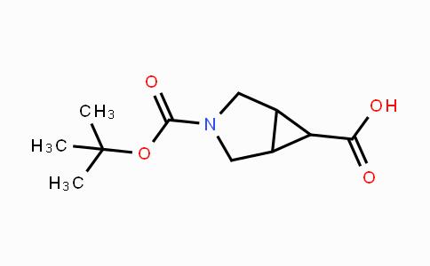 1119512-39-8 | 3-(tert-Butoxycarbonyl)-3-azabicyclo[3.1.0]hexane-6-carboxylic acid