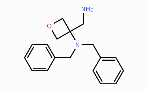 1021392-84-6 | 3-Aminomethyl-3-[bis(phenylmethyl)amino]oxetane