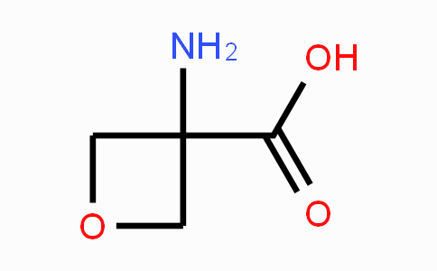 DY444235 | 138650-24-5 | 3-Aminooxetane-3-carboxylic acid