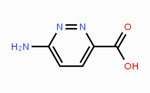 59772-58-6 | 3-Aminopyridazine-6-carboxylic acid