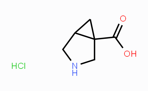 1181458-33-2 | 3-Azabicyclo[3.1.0]hexane-1-carboxylic acid hydrochloride