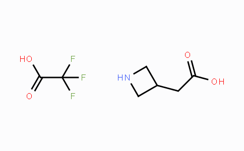 1202076-02-5 | 3-Azetidineacetic acid trifluoroacetate