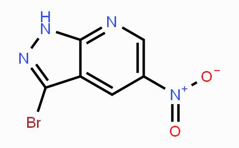 1186608-83-2 | 3-Bromo-5-nitro-1H-pyrazolo[3,4-b]pyridine