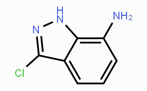 316810-88-5 | 3-Chloro-1H-indazol-7-amine