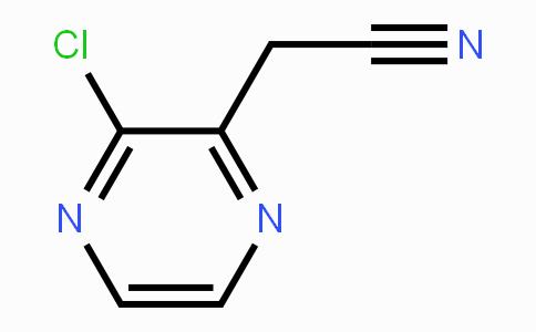 914360-88-6 | 3-Chloro-2-pyrazineacetonitrile