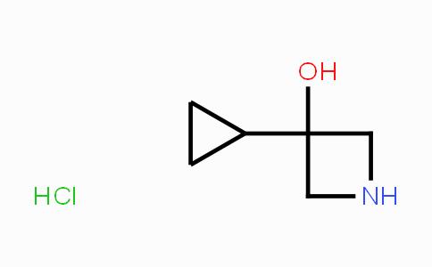 848192-93-8 | 3-Cyclopropylazetidin-3-ol hydrochloride